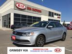 2015 Volkswagen Jetta COMFORTLINE SUNROOF ALLOYS REAR CAMERA in Grimsby, Ontario
