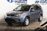 2007 Mitsubishi Outlander ES + AWD + MAGS + BLUETOOTH + in Drummondville, Quebec