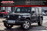 2008 Jeep Wrangler Unlimited 4x4Sahara LOADED! TOW REMOTE START Side Steps 18Rims MINT Condition! in Thornhill, Ontario