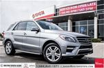 2013 Mercedes-Benz M-Class ML350 Bluetec 4matic Ultimate Luxury, Diesel, Perfect Co in Bolton, Ontario