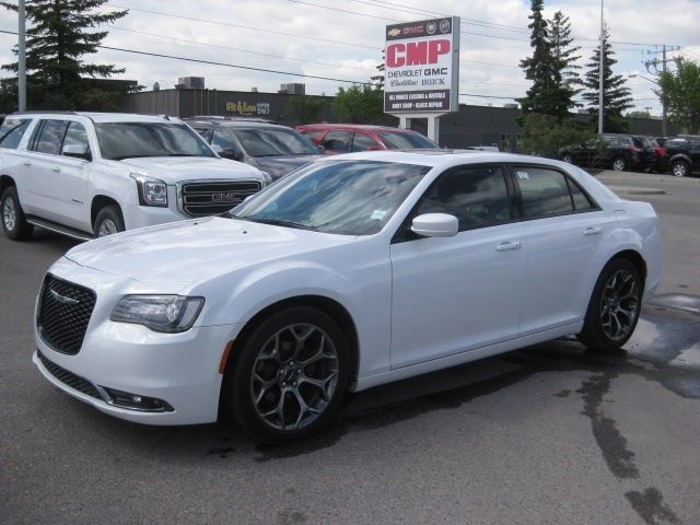 2015 Chrysler 300 300s Calgary Alberta Used Car For