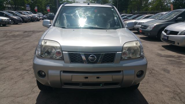 2005 nissan x trail xe hamilton ontario used car for sale 2496072. Black Bedroom Furniture Sets. Home Design Ideas