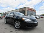 2011 Chrysler 200 LIMITED, 3.6L, NAV, ROOF, LEATHER, 43K! in Stittsville, Ontario