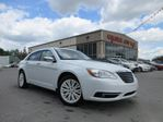 2013 Chrysler 200 LIMITED 3.6L, NAV, ROOF, LEATHER!  in Stittsville, Ontario