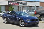 2010 Ford Mustang Convertible Low Km's NO ACCIDENT HISTORY in Brampton, Ontario