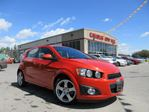 2012 Chevrolet Sonic LT, ROOF, ALLOYS, A/C, ONLY 16K! in Stittsville, Ontario