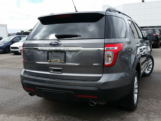 used 2014 ford explorer xlt 4x4 leather nav trailer tow port. Cars Review. Best American Auto & Cars Review