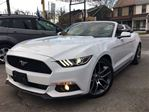 2015 Ford Mustang EcoBoost, SoftTop, Leather, Navagation, Camera, 20 in Toronto, Ontario
