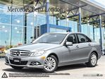 2012 Mercedes-Benz C250 4MATIC Sedan Command Navigation! in London, Ontario