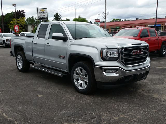 2016 gmc sierra 1500 sle midland ontario new car for sale 2496558. Black Bedroom Furniture Sets. Home Design Ideas