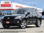 2012 Toyota RAV4 Sport Competition Certified, One Owner, No Accidents, Toyota Serviced in London, Ontario
