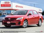 2012 Toyota Corolla CE Competition Certified, One Owner, No Accidents in London, Ontario