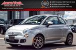 2013 Fiat 500 Sport ACCIDENT FREE Leather Bluetooth Keyless_Entry A/C 16Alloys in Thornhill, Ontario