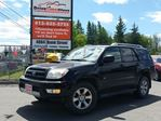 2004 Toyota 4Runner SR5 SPORT 4x4 AUTOMATIC and MOONROOF in Ottawa, Ontario