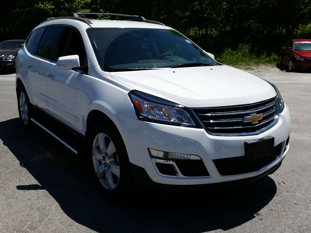 2016 chevrolet traverse lt midland ontario new car for sale 2497415. Black Bedroom Furniture Sets. Home Design Ideas
