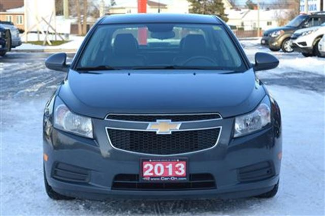 2013 chevrolet cruze lt turbo with leather ottawa ontario used car for sale 2496922. Black Bedroom Furniture Sets. Home Design Ideas