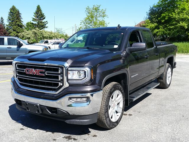 2016 gmc sierra 1500 sle midland ontario new car for sale 2497450. Black Bedroom Furniture Sets. Home Design Ideas