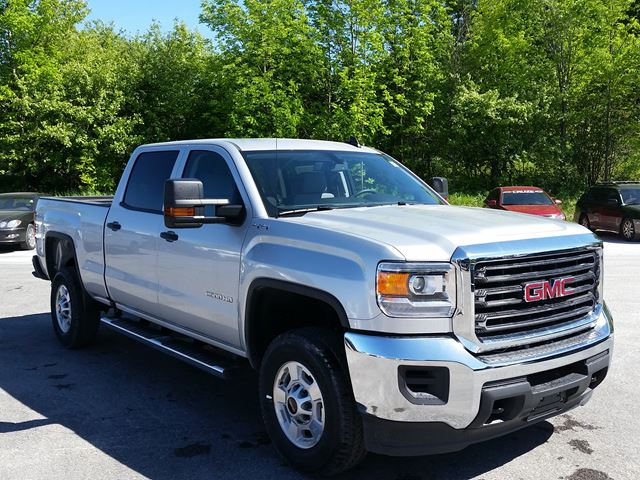 2016 gmc sierra 2500hd silver tom smith chevrolet new. Black Bedroom Furniture Sets. Home Design Ideas