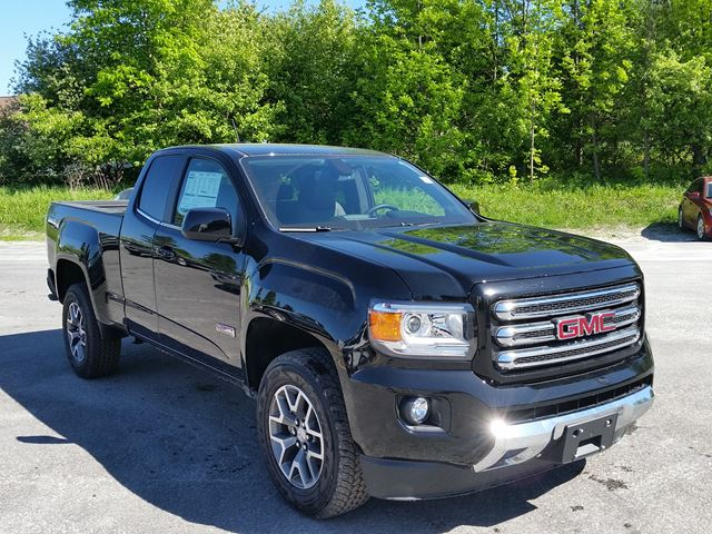 2016 gmc canyon 4wd sle black tom smith chevrolet new. Black Bedroom Furniture Sets. Home Design Ideas