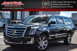 2015 Cadillac Escalade ESV Premium 4x4 7-Seater LOADED Dual DVD Screens_Headphones HeadsUp in Thornhill, Ontario