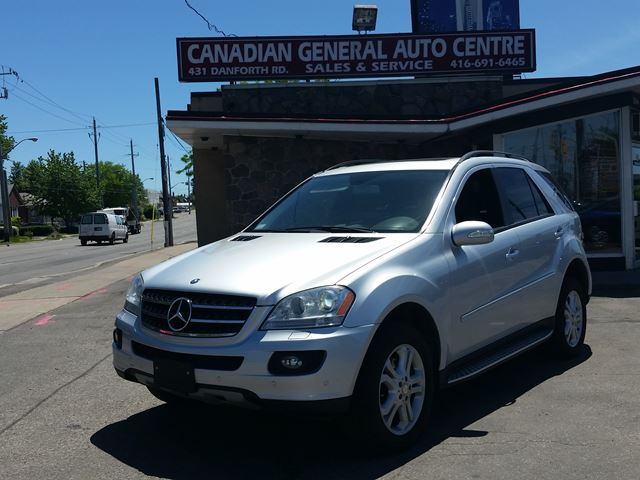 2008 mercedes benz m class ml320 3 0l cdi scarborough for Mercedes benz scarborough