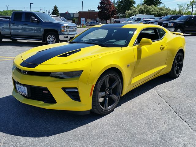 2016 chevrolet camaro ss midland ontario new car for sale 2498373. Black Bedroom Furniture Sets. Home Design Ideas