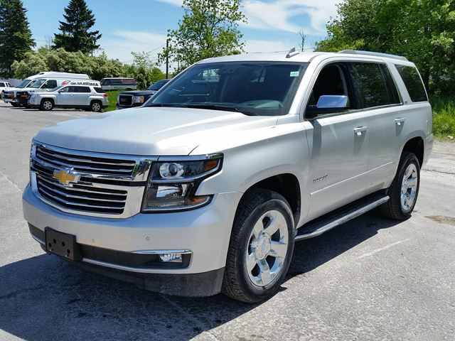 2016 chevrolet tahoe ltz midland ontario new car for. Black Bedroom Furniture Sets. Home Design Ideas
