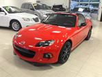 2013 Mazda MX-5 Miata  GS CONVERTIBLE AIR CLIM MAGS LECTEUR CD in Joliette, Quebec