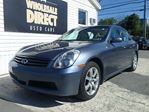 2006 Infiniti G35 x SEDAN AWD 3.5 L in Halifax, Nova Scotia
