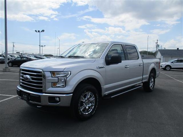 2016 ford f 150 xlt xtr 4x4 sc joliette quebec used car for sale. Black Bedroom Furniture Sets. Home Design Ideas