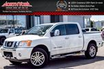 2014 Nissan Titan SL 4WD Crew Cab One Owner!TOW Nav Sunroof Leather R/Fosgate Audio 20Rims!MUST SEE! in Thornhill, Ontario