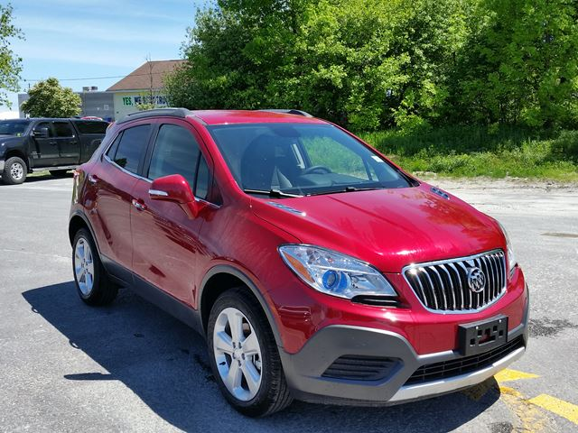2016 buick encore red tom smith chevrolet new car. Black Bedroom Furniture Sets. Home Design Ideas