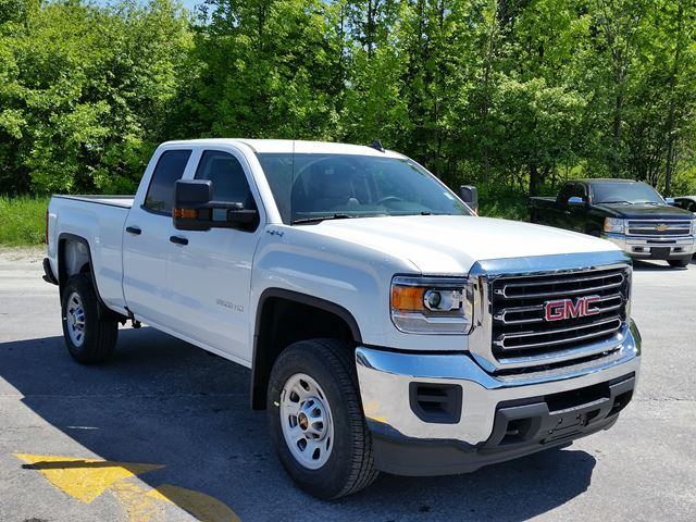 2016 gmc sierra 2500hd white tom smith chevrolet new car. Black Bedroom Furniture Sets. Home Design Ideas