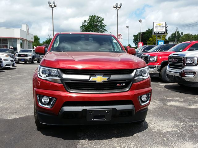 2016 chevrolet colorado 4wd z71 midland ontario new car for sale 2498406. Black Bedroom Furniture Sets. Home Design Ideas