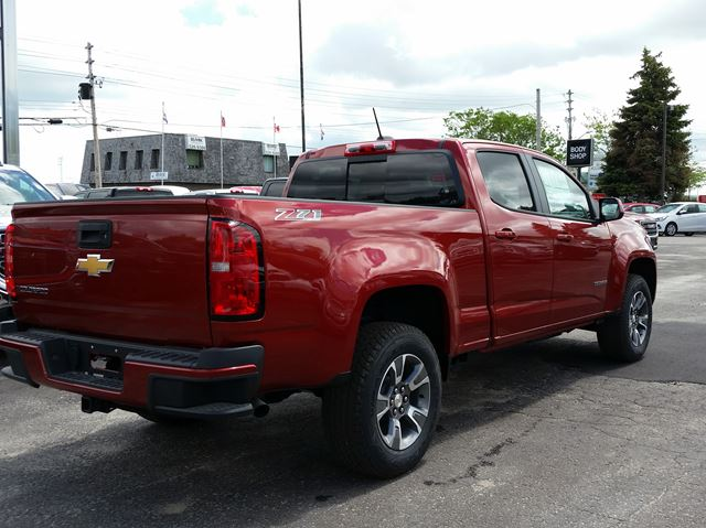 2016 chevrolet colorado 4wd z71 midland ontario new car for sale. Cars Review. Best American Auto & Cars Review