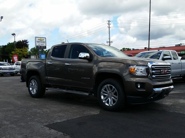2016 gmc canyon 4wd slt tom smith chevrolet new car. Black Bedroom Furniture Sets. Home Design Ideas