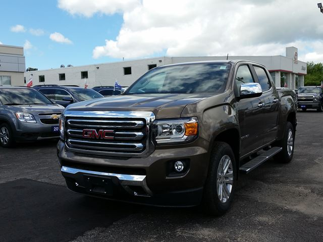2016 gmc canyon 4wd slt midland ontario new car for. Black Bedroom Furniture Sets. Home Design Ideas