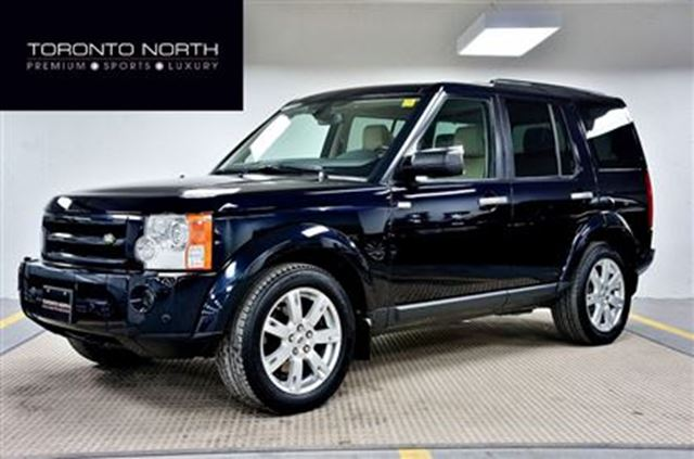 2009 land rover lr3 v8 hse no accident blue toronto. Black Bedroom Furniture Sets. Home Design Ideas