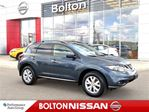 2012 Nissan Murano SV , PANORAMIC ROOF, HEATED SEATS , ALLOYS in Bolton, Ontario