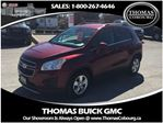2014 Chevrolet Trax 2LT - FRONT WHEEL DRIVE, ONE OWNER! in Cobourg, Ontario