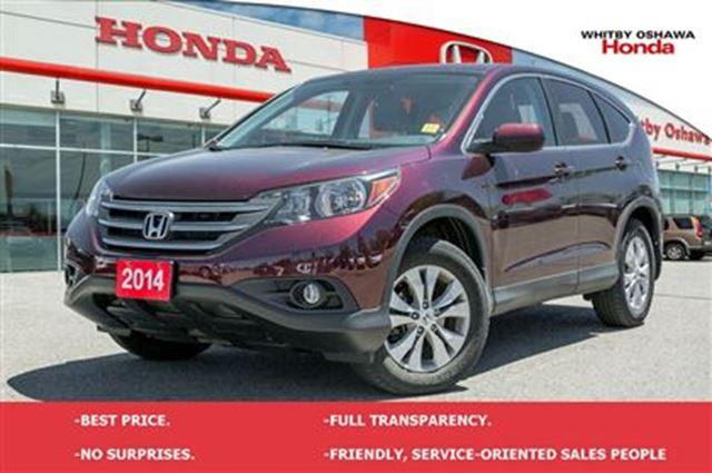 2014 honda cr v ex l maroon whitby oshawa honda. Black Bedroom Furniture Sets. Home Design Ideas