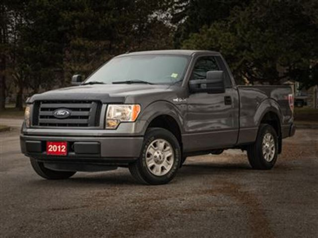 2012 ford f 150 stx grey brock ford. Black Bedroom Furniture Sets. Home Design Ideas