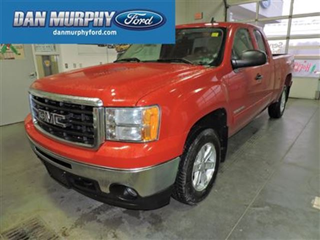 2011 gmc sierra 1500 sle v8 tow pkg boxliner red dan murphy ford. Black Bedroom Furniture Sets. Home Design Ideas