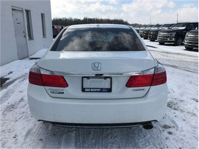 2014 honda accord touring ottawa ontario car for sale 2499886. Black Bedroom Furniture Sets. Home Design Ideas
