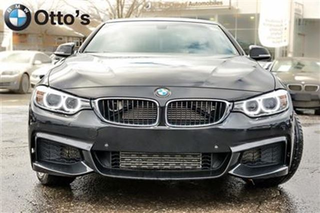 2014 bmw 435i xdrive coupe ottawa ontario used car for sale 2499142. Black Bedroom Furniture Sets. Home Design Ideas
