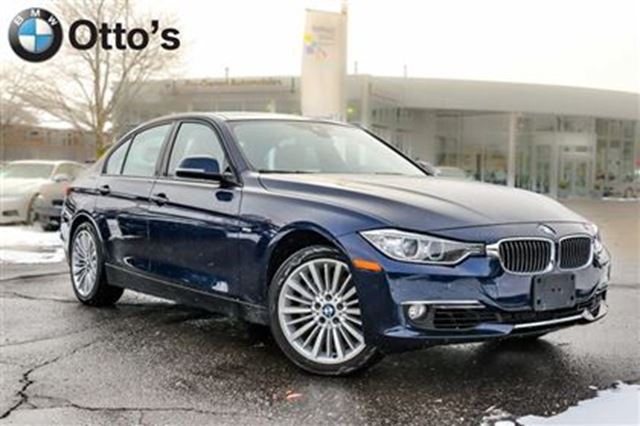 2013 Bmw 3 Series Xdrive Sedan Luxury Line Ottawa