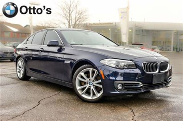 2014 Bmw 5 Series 535 Ottawa Ontario Used Car For Sale