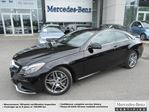 2016 Mercedes-Benz E550 Coupe in Ottawa, Ontario