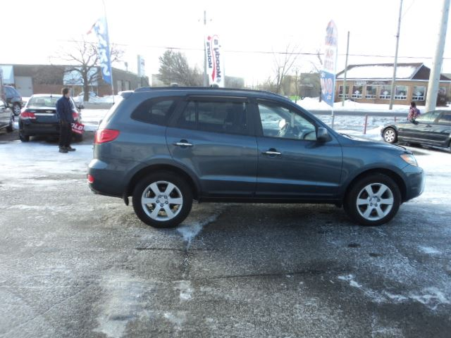 2009 hyundai santa fe limited awd ottawa ontario used. Black Bedroom Furniture Sets. Home Design Ideas