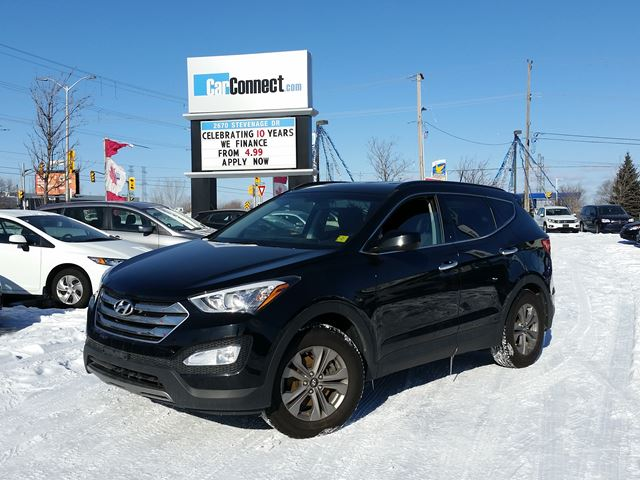 2016 hyundai santa fe sport awd only 19 down 79 wkly ottawa ontario used car for sale. Black Bedroom Furniture Sets. Home Design Ideas